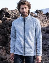 Men´s Knit Fleece Jacket C+